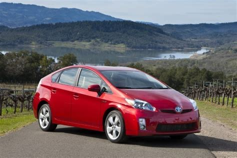 Red Toyota Prius - Green Cars Photo (10379264) - Fanpop