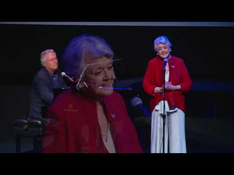 Angela Lansbury Thinks 'Attractive' Women Should Take The