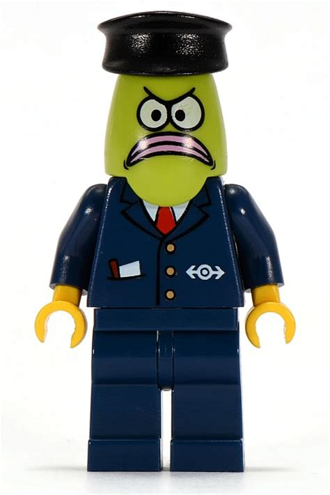 Bus Driver (SpongeBob SquarePants) - Brickipedia, the LEGO
