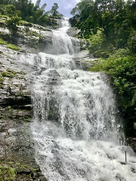 Cheeyappara Waterfalls - Wikipedia