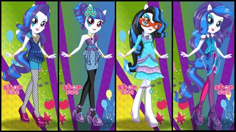 My Little Pony Equestria Girls Rainbow Rocks Rarity