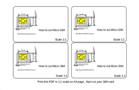 30 Images of Micro To Nano Sim Template