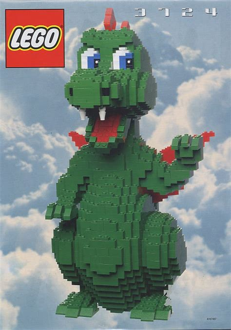 3724 LEGO Dragon | Brickipedia | Fandom powered by Wikia