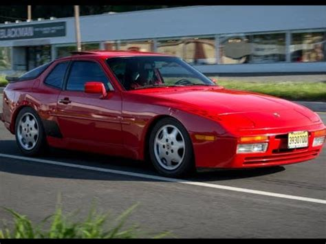 Porsche 944 Turbo Review - YouTube