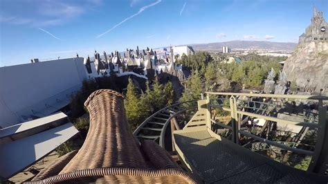 GoPro WIZARDING WORLD OF HARRY POTTER FIRST LOOK UNIVERSAL