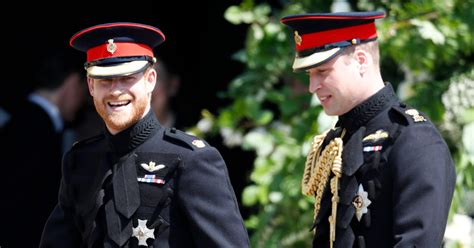Prince Harry Talks Royal Feud Rumors With Brother Prince