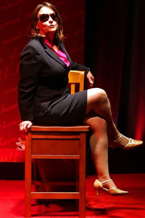 Rachel Dratch in 'Tail! Spin!,' a Political Comedy of