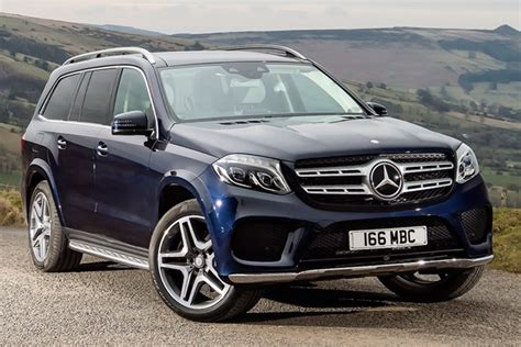 Mercedes-Benz GLS-Class SUV (from 2016) used prices | Parkers