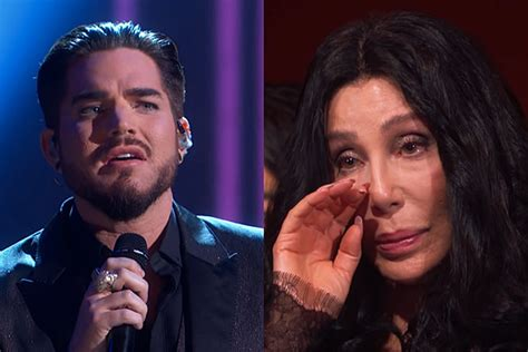 Adam Lambert Moves Cher to Tears at Kennedy Center Honors