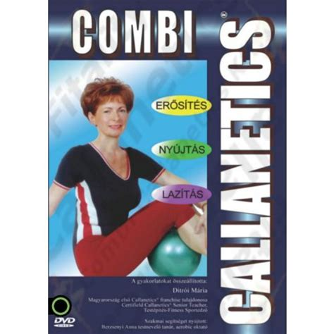 Combi Callanetics DVD - Fitality-shop