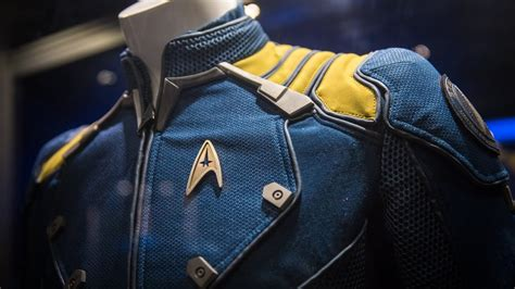 Costumes and Props at Star Trek Beyond's Fan Event - YouTube