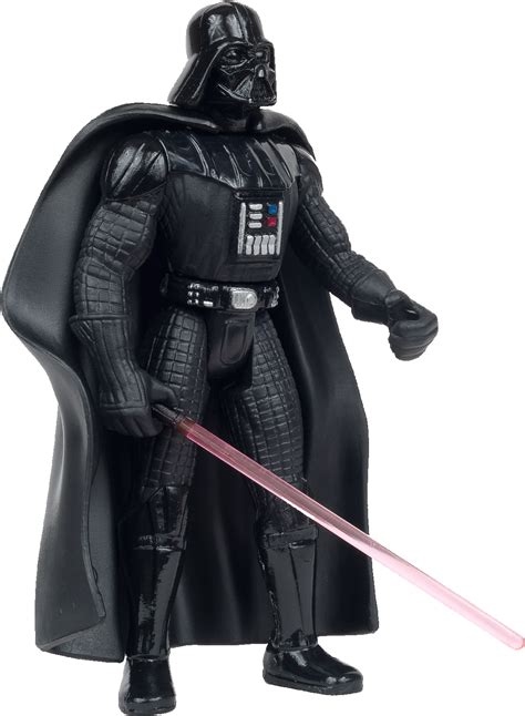 Darth Vader with Lightsaber and Removable Cape (69802