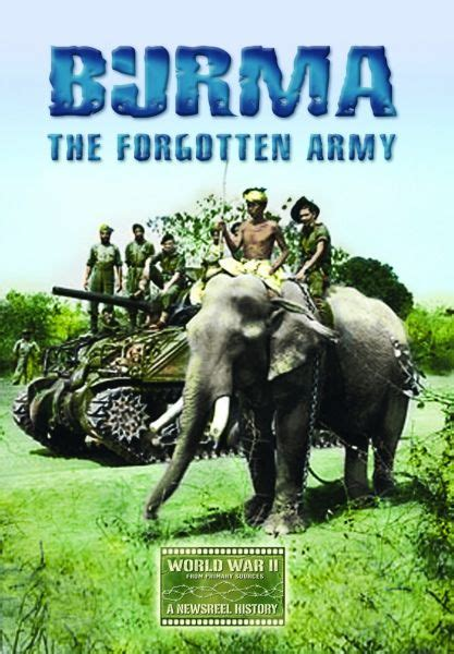 Burma: The Forgotten Army DVD | Zavvi
