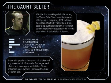 The Expanse Cocktails | The Expanse Wiki | FANDOM powered
