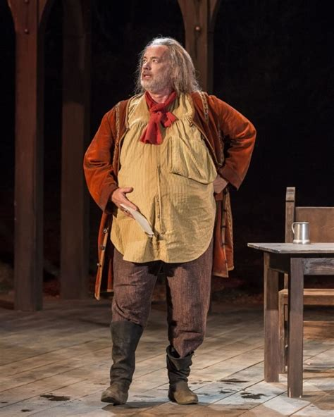 Tom Hanks Tackles Falstaff in William Shakespeare's Henry