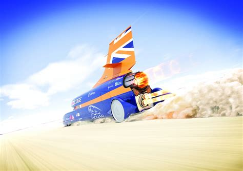 Bloodhound SSC: 15 amazing facts about the 1,000mph car