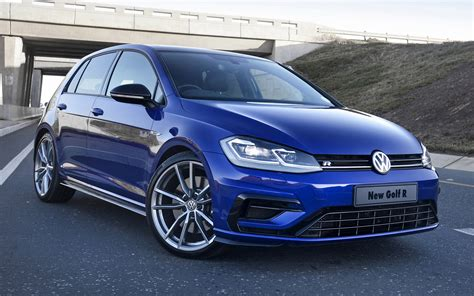 2017 Volkswagen Golf R 5-door (ZA) - Wallpapers and HD