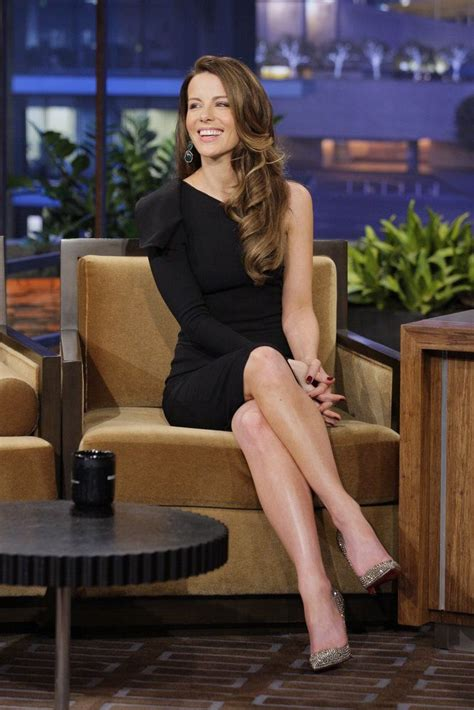 Kate Beckinsale visits the Tonight Show July 17th, 2012