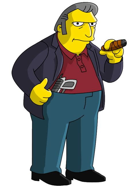 Fat Tony - Wikisimpsons, the Simpsons Wiki