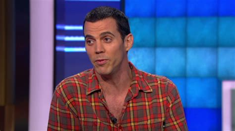 Steve-O on what it's like being a sober 'Jackass' – The