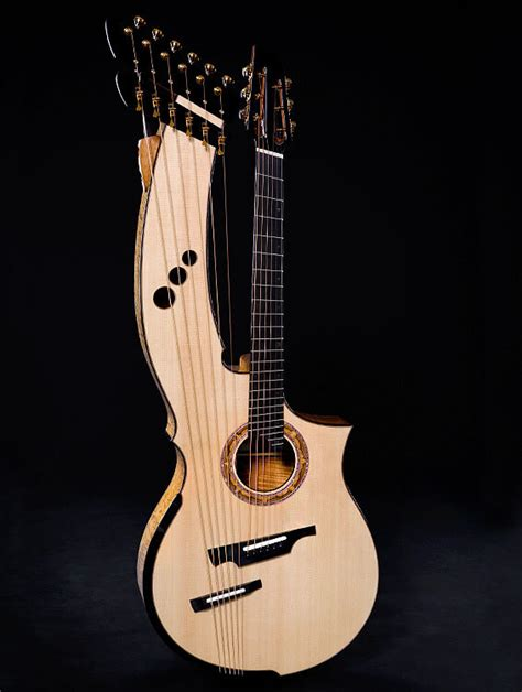 Andy McKee acoustic guitar maker | Michael Greenfield