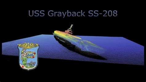 USS Grayback Discovered - YouTube
