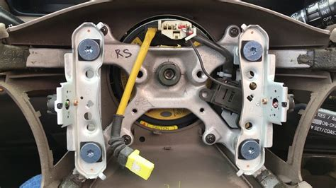 1997 Land Cruiser Steering Wheel Removal and Installation