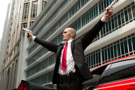 Hitman: Agent 47 Trailer 2 Now Streaming - What's A Geek