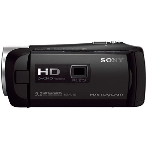 Sony HDR-PJ410 HD Handycam with Built-In Projector (PAL)