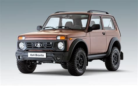 LADA 4x4 BRONTO - Review - LADA official website