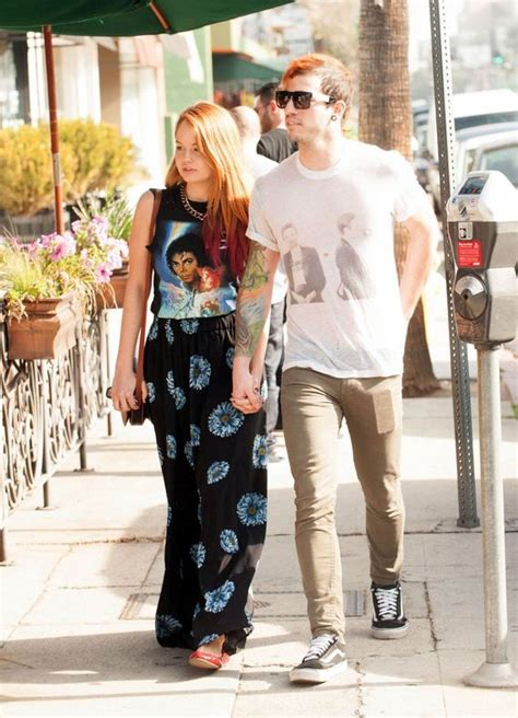DEBBY RYAN and Josh Dun Out and About in Los Angeles