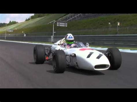 Richie Ginther and the Honda RA272 - YouTube