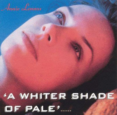 A Whiter Shade of Pale EP - Annie Lennox | Songs, Reviews