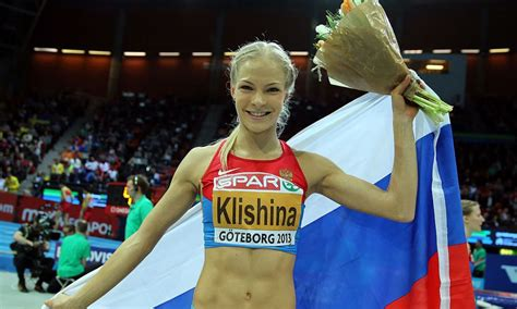 Russian Track Athlete Darya Klishina Allowed to Compete in