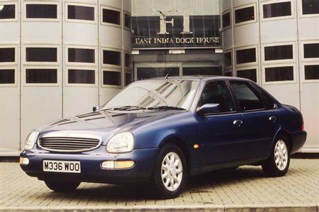 Used Ford Scorpio Review - 1995-1998 Servicing, MPG