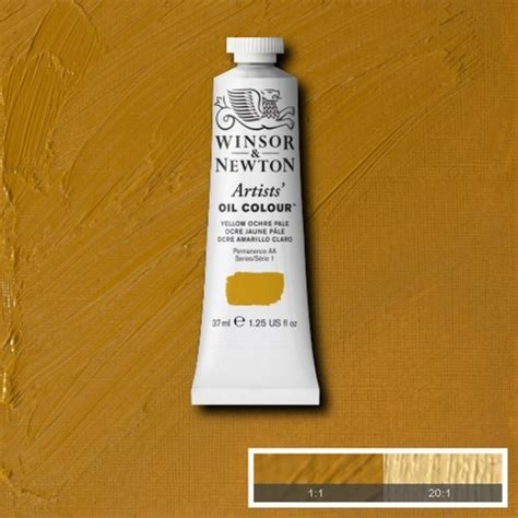 Yellow Ochre Pale (#746) 37ML