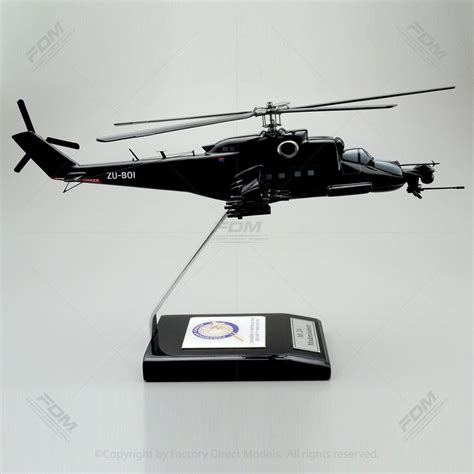 Mil Mi-24 SuperHind Paramount Group Model   Factory Direct