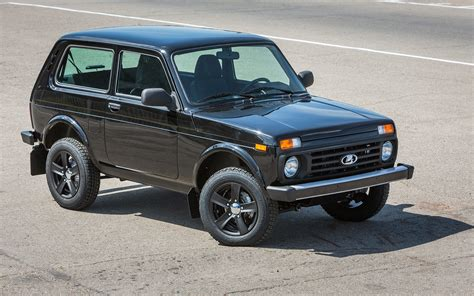 LADA 4x4 3 door - Review - LADA official website