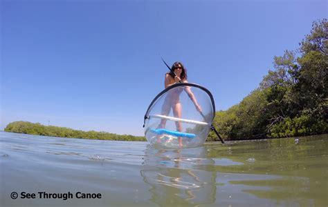 Transparent Canoe Pictures