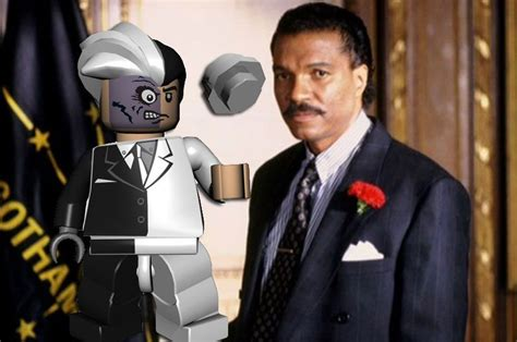 Billy Dee Williams will finally play Two-Face in The LEGO