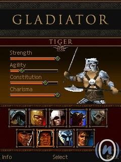 SpydeRgames: Gladiator 3D - by Fishlabs (Action, Fight)