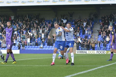 Match Report: Tranmere Rovers 1-0 Port Vale - News